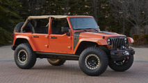 Jeep Performance Parts introduces an assortment of off-road accessories