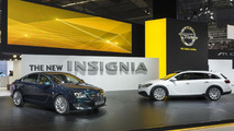 Opel Insignia / Insignia Country Tourer live in Frankfurt 11.9.2013