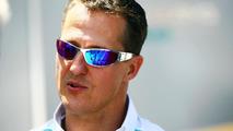 Doctors urge caution after Schumacher 'good news'