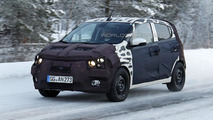 Entry-level Opel could based on the Chevrolet Spark, feature a 1.0-liter engine - report