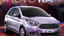 Ford Brazil sets up all-new Ka microsite, will be a global model