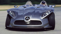 Mercedes F400 Carving Research Car