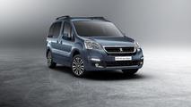 Peugeot Partner Tepee Electric debuts in Geneva, active families rejoice