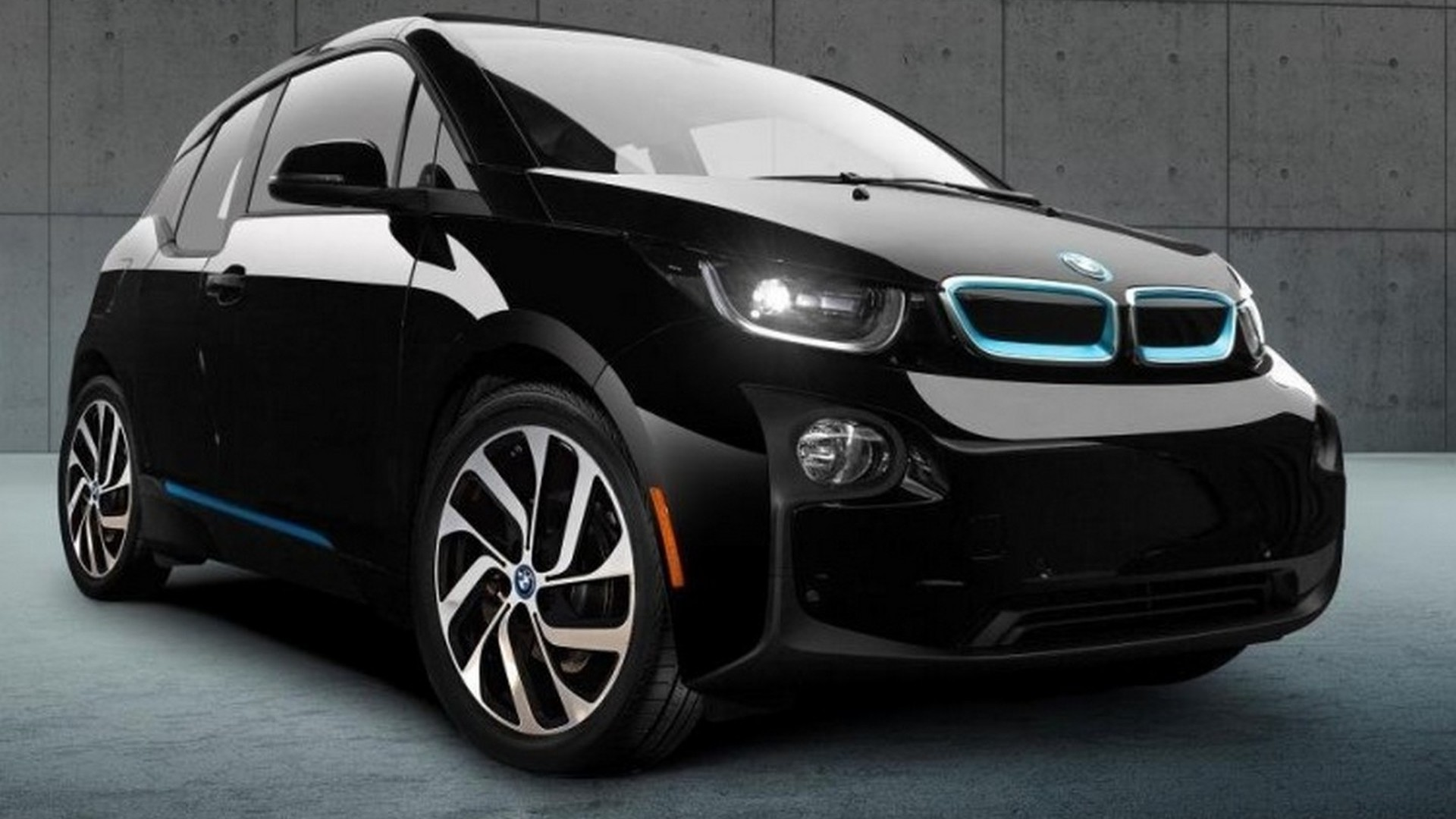 BMW i3 Shadow Sport Edition debuts in LA with visual tweaks