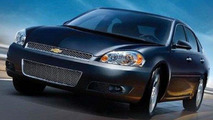 2012 Chevy Impala leaked