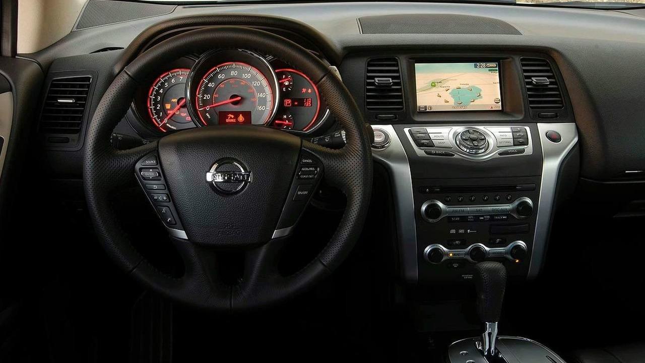2009 Nissan Murano Leaked Photo