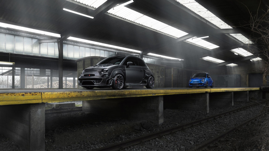 2017 - Fiat 500 Abarth par le Pogea Racing