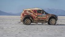 Stephan Schott (DE) Holm Schmidt (DE) - MINI ALL4 Racing # 334
