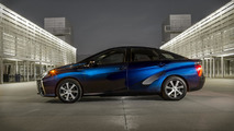 2016 Toyota Mirai FCV gets detailed, performance specs released [videos]