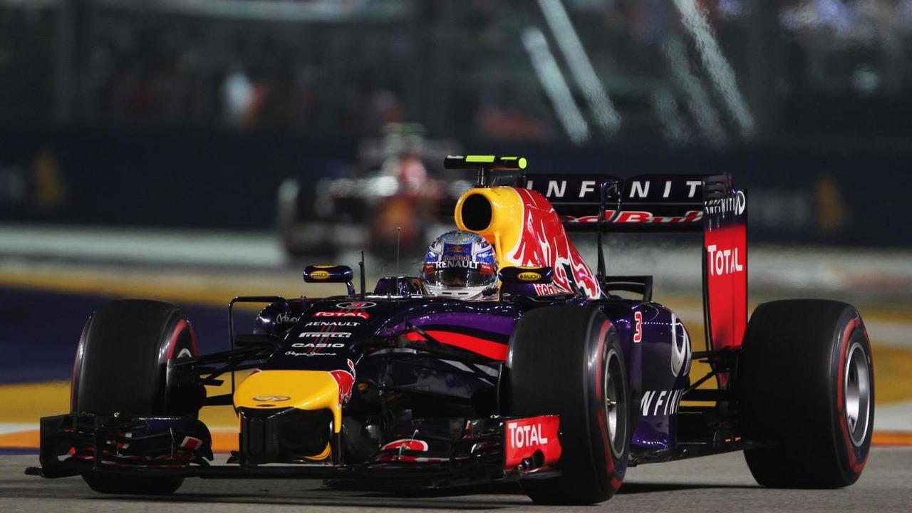Daniel Ricciardo (AUS), 21.09.2014, Singapore Grand Prix, Singapore / XPB