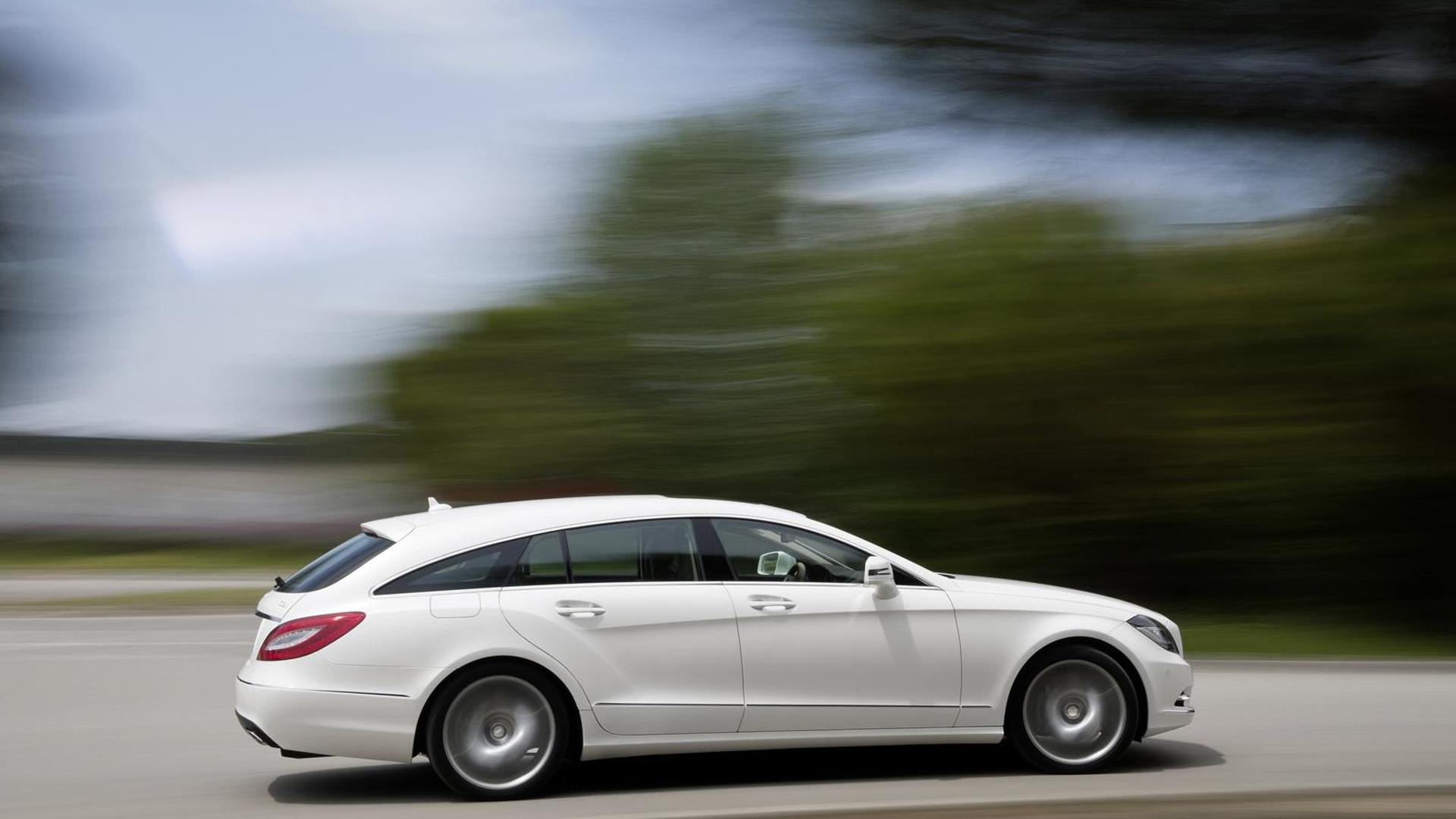 Mercedes CLS Shooting Brake pricing announced