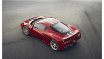 Ferrari 458 Speciale world debut in Frankfurt [videos]
