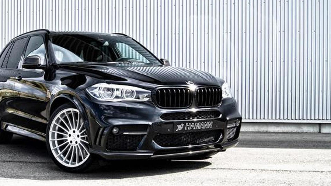 BMW X5 by Hamann