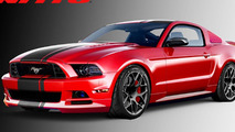 Ford teases two more Mustangs for SEMA