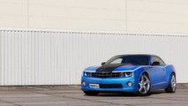 SchwabenFolia supercharges the Chevrolet Camaro SS