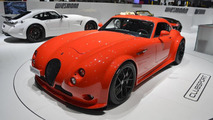 Wiesmann GT MF4-CS live in Geneva
