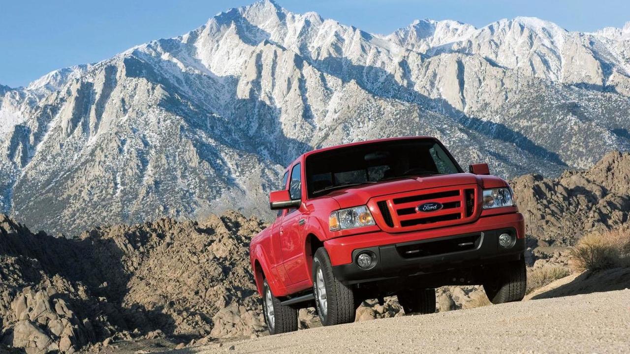 2010 Ford Ranger (US-spec) 14.2.2013