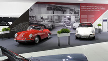 Porsche 901 at Porsche Museum 50 Years of 911 anniversary exhibition 05.6.2013