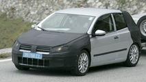 VW Golf Mk. VI testing the Alps