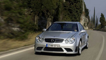 Mercedes CLK 63 AMG Black Series: Further Engine Details