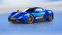 Mazzanti Evantra 771 squeezes extra 20 hp from 7.0-litre V8