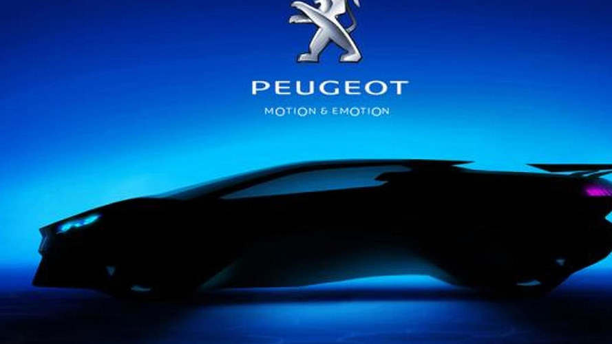 Peugeot Vision Gran Turismo officially unveiled [video]