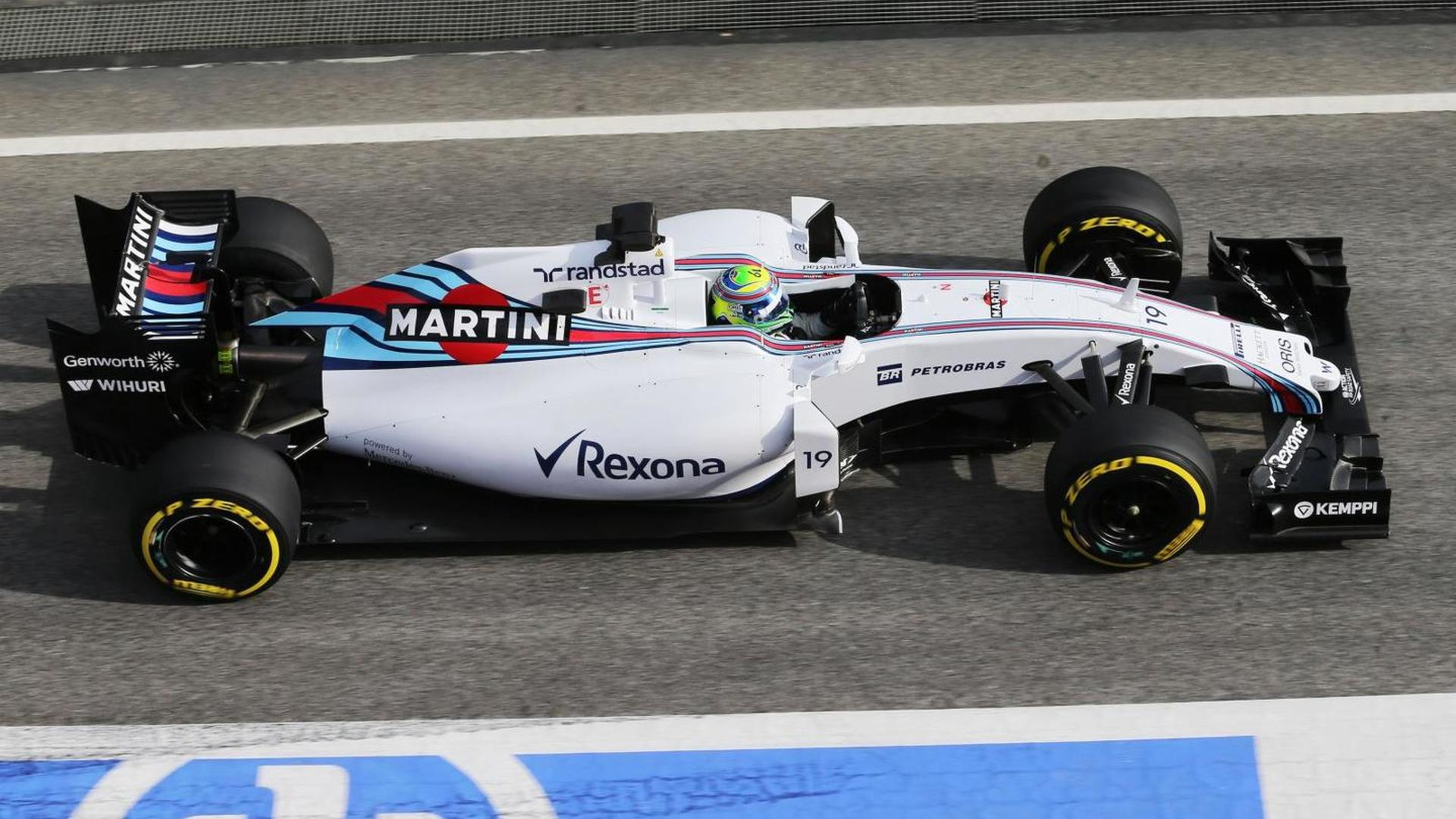 Williams to challenge Mercedes in 2015 - Lauda