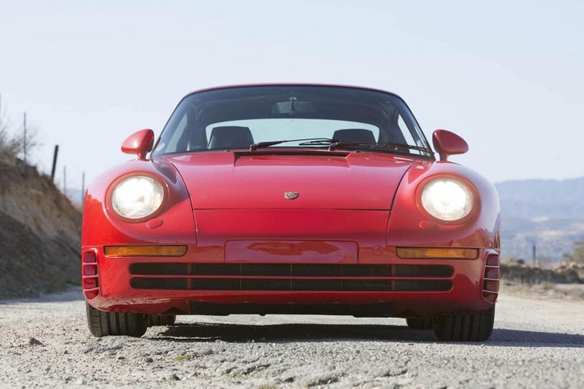 Driving a Porsche 959 in the US? Thank Bill Gates