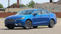 Review: 2017 Ford Fusion Titanium