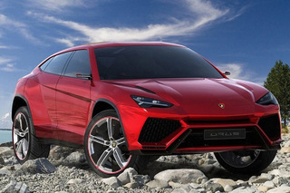 Lamborghini Claims Urus SUV Will Be the World's Fastest