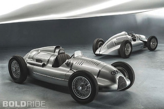 The Auto Union Type D Dominated Racing in the 1930s
