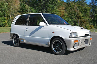 Small, Turbocharged, and Boxy: This Rare Suzuki Has it All