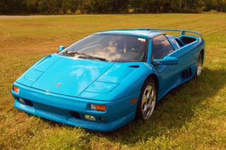 Donald Trump's Super Rare Lamborghini Diablo is For Sale
