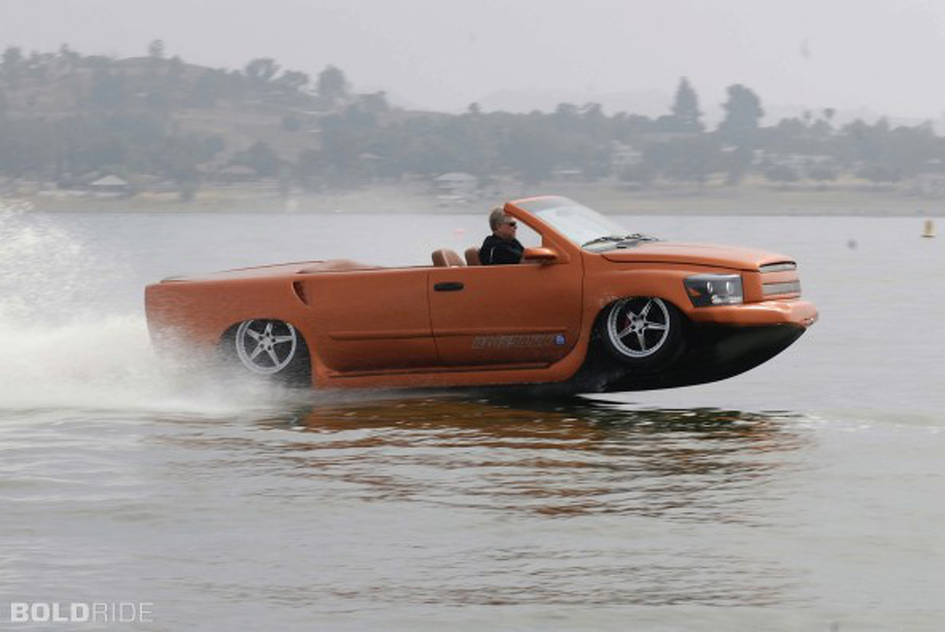 5 Water-Going Cars To Go Anywhere