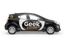 Toyota Prius C picked as Best Buy Geek Squad's new ride