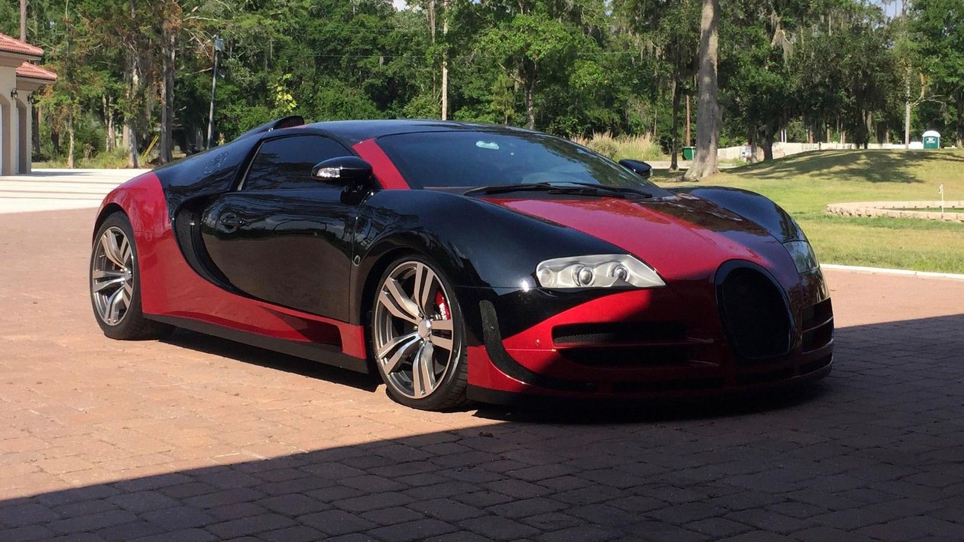 Buy a Pontiac GTO disguised as a Bugatti Veyron for $125k