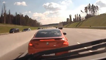 Video with BMW M6 blocking ambulance is utterly scandalous