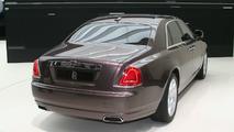 Rolls Royce Ghost at 2009 Frankfurt Motor Show