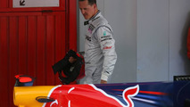 Schumacher would 'certainly win' with Red Bull - Ecclestone