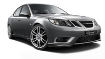 Hirsch Performance aerodynamic package for Saab 9-3, 11.01.2011