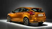 2012 Ford Focus ST first images and details