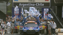 2009 Dakar Rally winners - VW Touareg 2 TDI