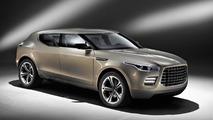 Aston Martin / Lagonda crossover still in development - report