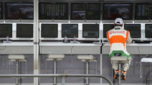 Sutil not worried about Force India saga