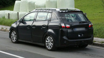 2011 Ford C-Max Spied Revealing Sliding Rear Door