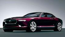 Jaguar B99 concept study by Bertone revealed