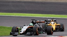 Force India won't block Hulkenberg's exit to Renault