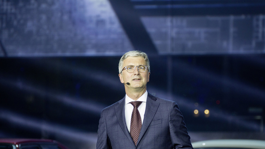 Audi CEO cleared of wrongdoing in VW emissions inquiry