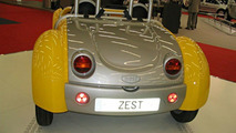 ZEST Roadster at Geneva