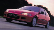 Fifth Generation Honda Civic